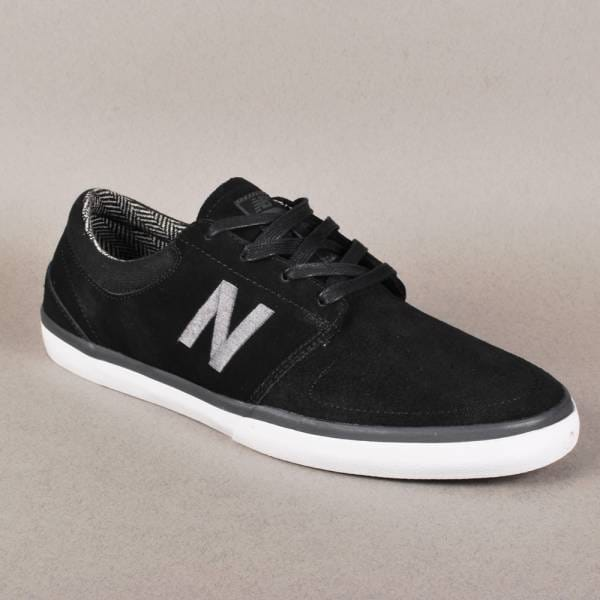 3c1abf41df Brighton 344 Skate Shoe - Black/Magnetic Grey