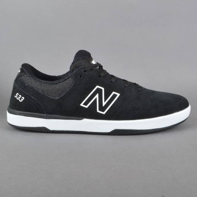 New Balance Numeric PJ Stratford 533 Skate Shoes - Black