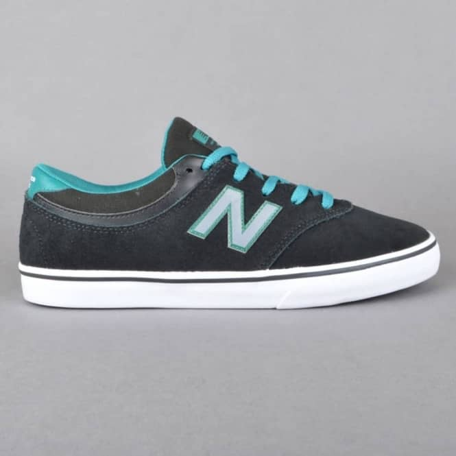 New Balance Numeric Quincy 254 Skate Shoes - Black/Jade