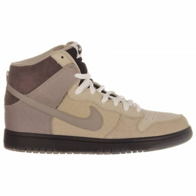 55cabfb656cf Nike SB Nike Dunk High Pro SB Magnet Medium Grey - Mens Skate Shoes ...