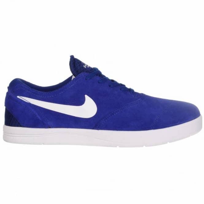 36980d9438013c Nike SB Nike Eric Koston 2 Skate Shoes - Deep Royal Blue White ...