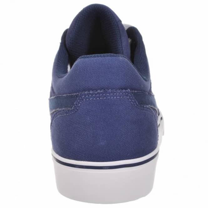 d1a0bc71b25615 Nike SB Nike Harbor SB Blue Recall Midnight Navy Skate Shoes - Mens ...