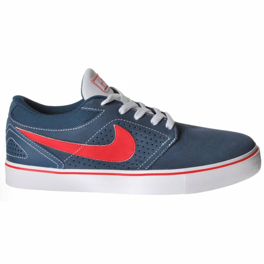Nike SB Nike Paul Rodriguez 5 LR Skate Shoes - Squadron Blue