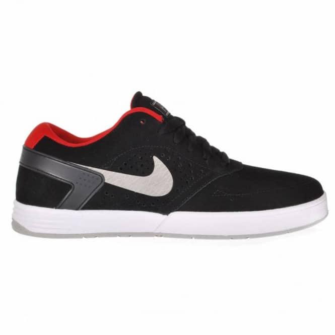 Cuota Anuncio Radar  Nike SB Nike Paul Rodriguez 6 Black/Medium Grey - White Skate Shoes - Mens  Skate Shoes from Native Skate Store UK