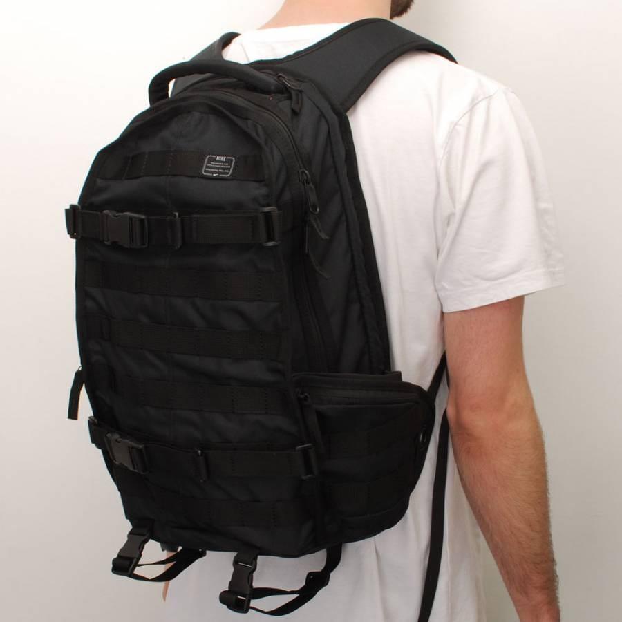 nike sb nike rpm skate backpack black nike sb from. Black Bedroom Furniture Sets. Home Design Ideas