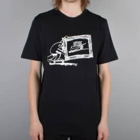 Art Thief Skate T-Shirt - Black