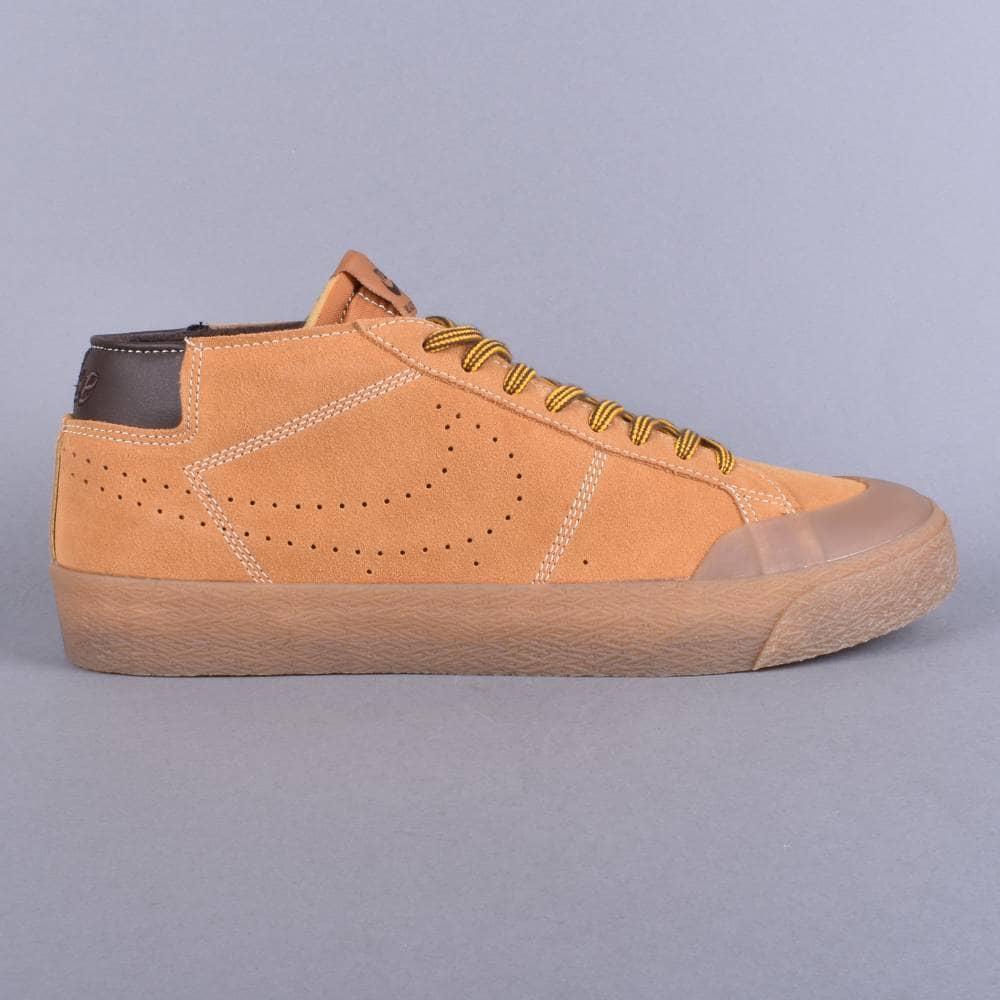 cae71b9dea1 Nike SB Blazer Chukka XT Premium Skate Shoes - Bronze Bronze-Baroque ...