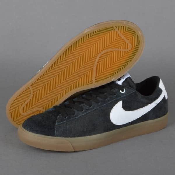 Nike Sb White And Gold