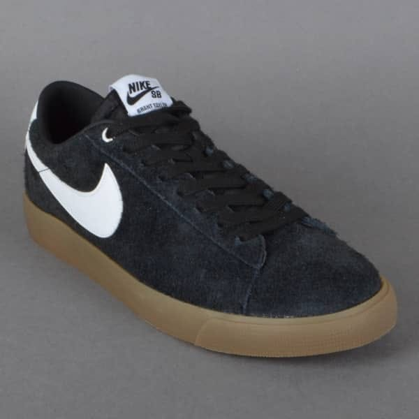 brand new 057ed 7c8d8 Blazer Low GT Skate Shoes - BlackWhite-Metallic Gold MensWomens - Nike ...