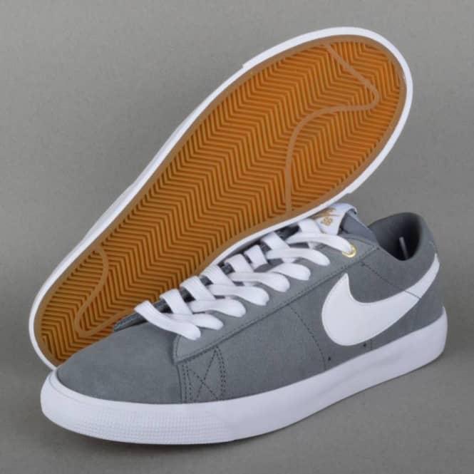 size 40 878e3 3910b ... wholesale blazer low gt skate shoes cool grey white tide pool blue  50298 b0666