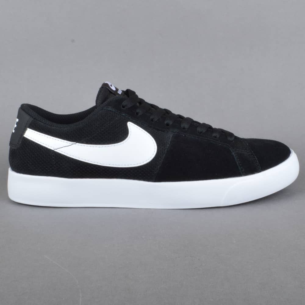 save up to 80% cheaper buy popular Blazer Vapor Skate Shoes - Black/White