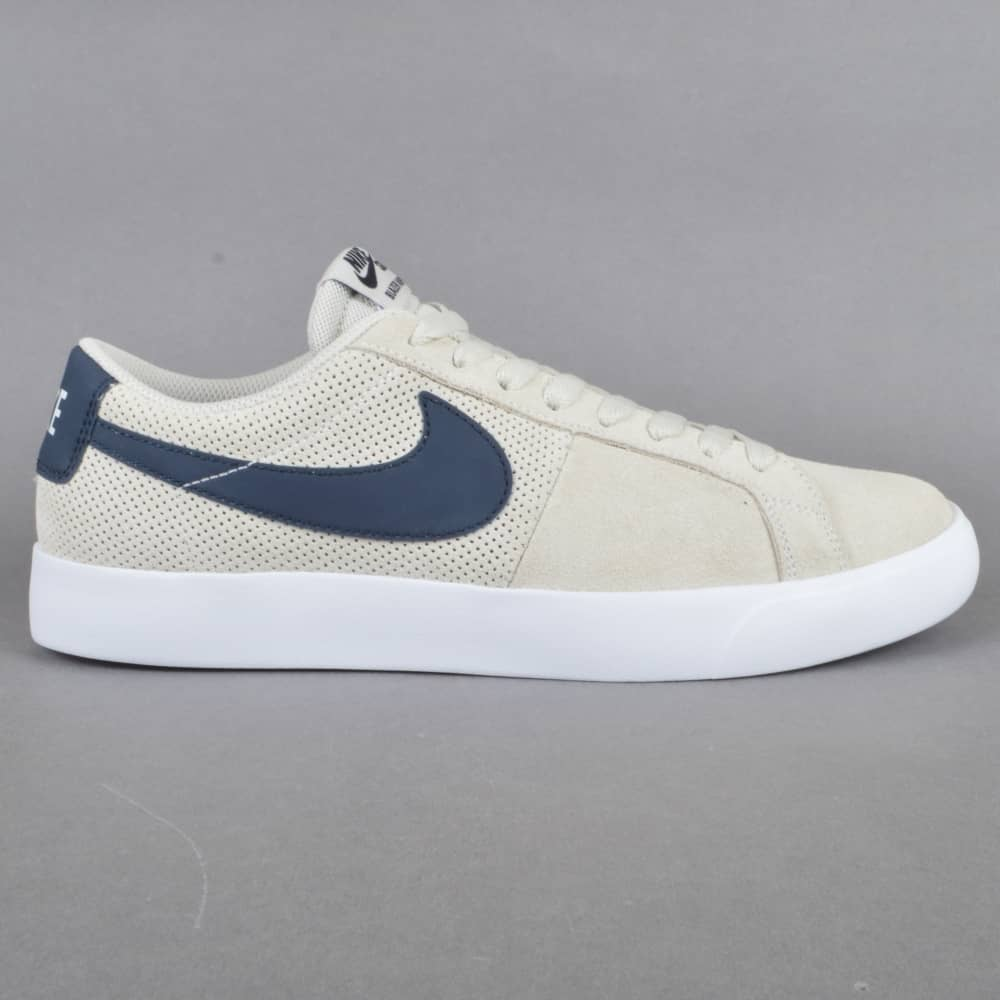 Blazer Vapor Skate Shoes - Summit White/Obsidian