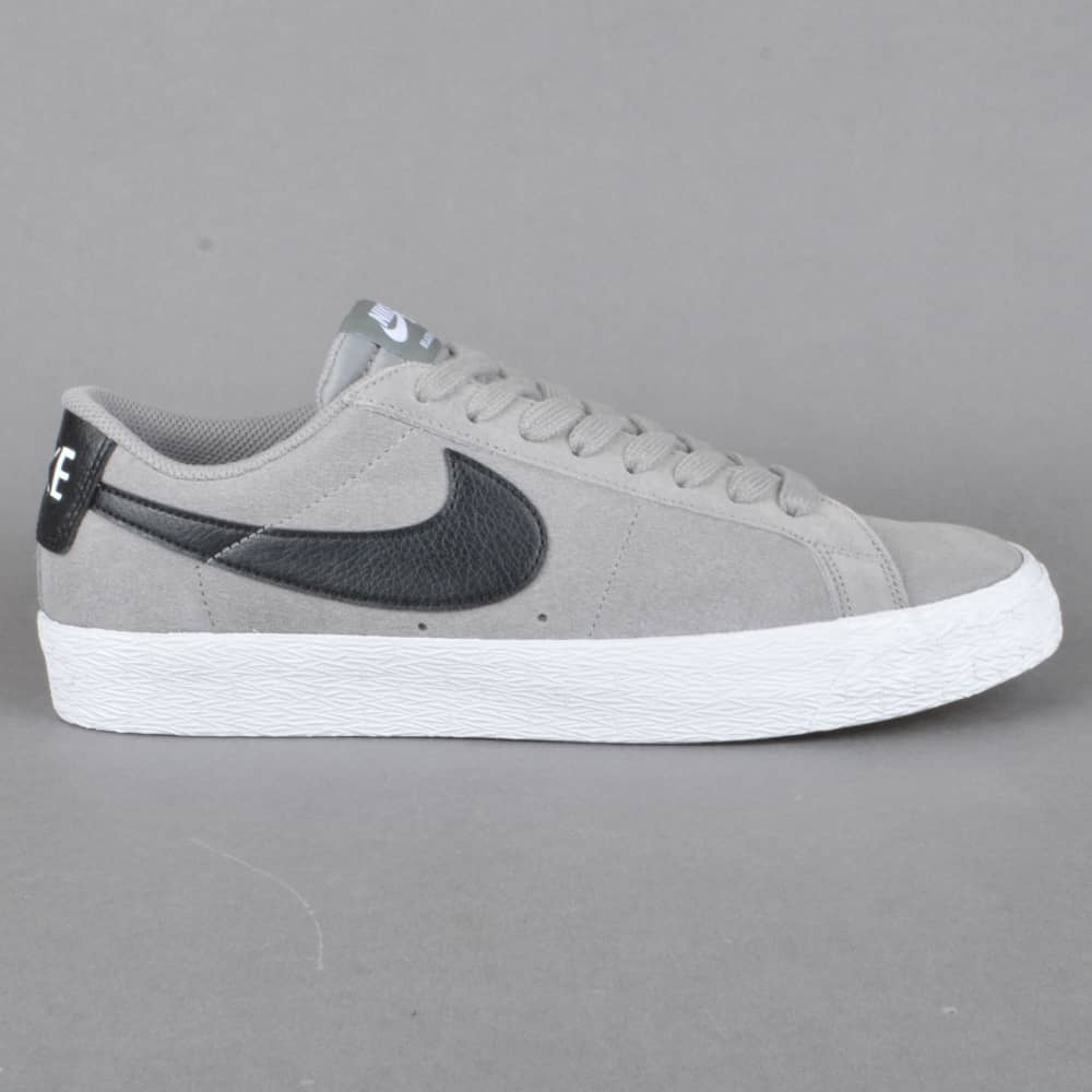 Blazer Zoom Low Skate Shoes - Dust/Black-White