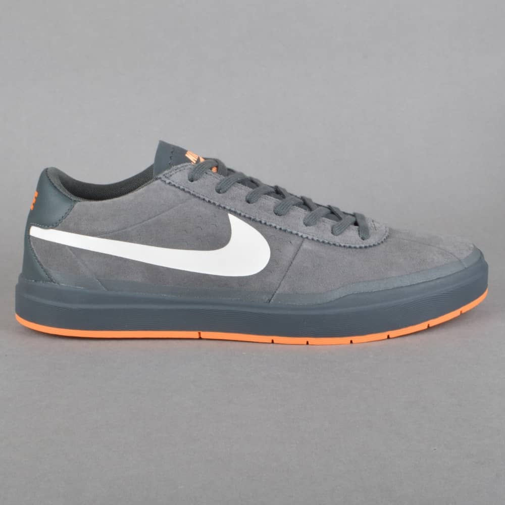 Nike SB Bruin Hyperfeel XT Skate Shoes - Anthracite White-Clay ... 096407591