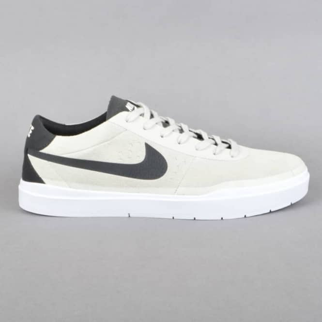 cd5c33c1ff2 Nike SB Bruin SB Hyperfeel Skate Shoes - Summit White Black White ...