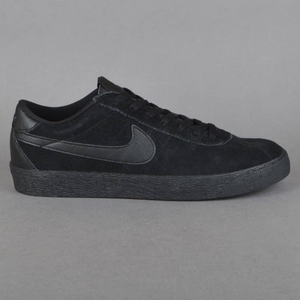 newest b70f7 fe63c Bruin SB Premium SE Skate Shoes - Black Black