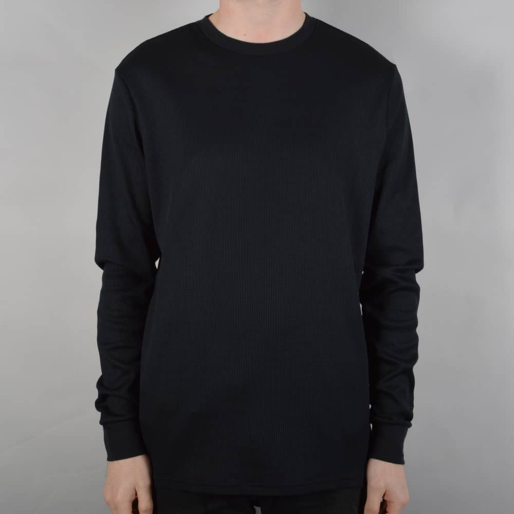 2720f421 Nike SB Dry SB Longsleeve Thermal Top - Black - SKATE CLOTHING from ...