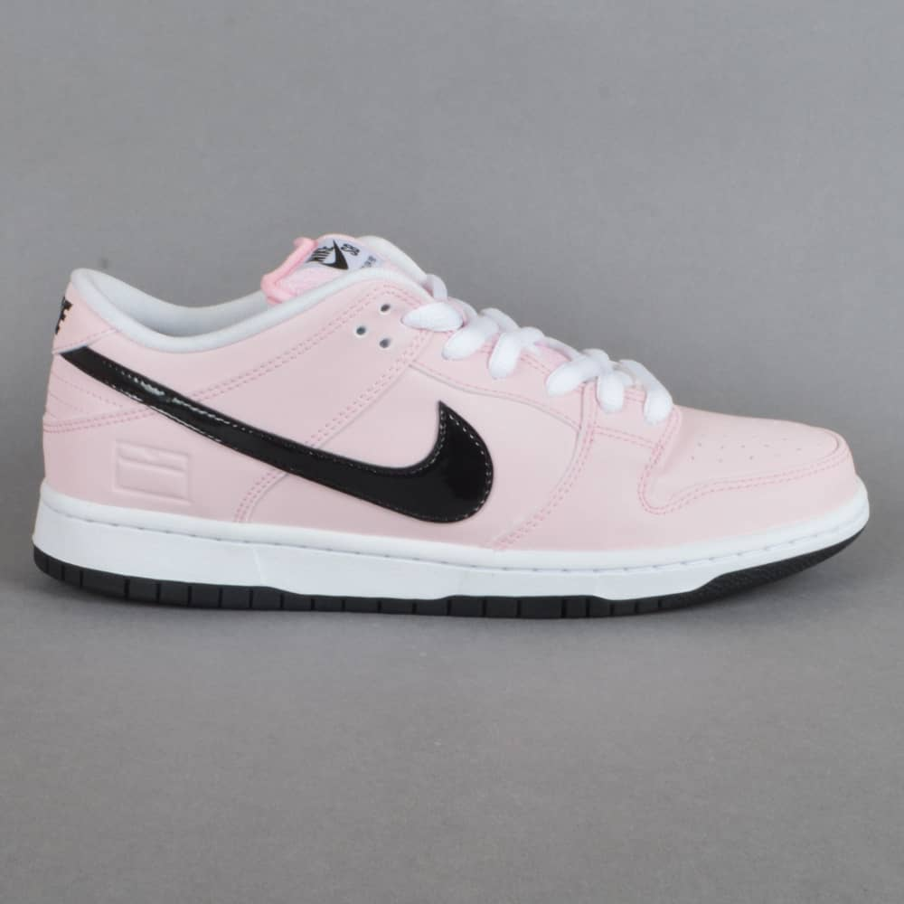 lowest price b2d68 cd080 Dunk Low Elite SB - Prism Pink/Black-White