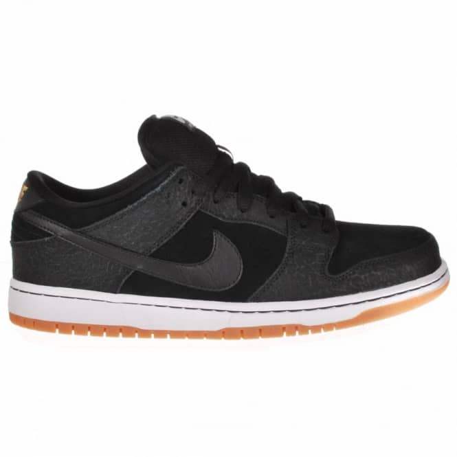 new concept a7309 575be ... shoes black orange green 7 656fe 0746e  australia nike sb dunk low  premium sb qs black black white gum med brown e1d43 07961
