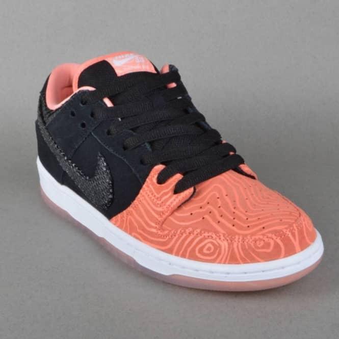 promo code 8fe0c 3c50c Nike SB Dunk Low Premium SB Skate Shoe - Atomic Pink/Black-White