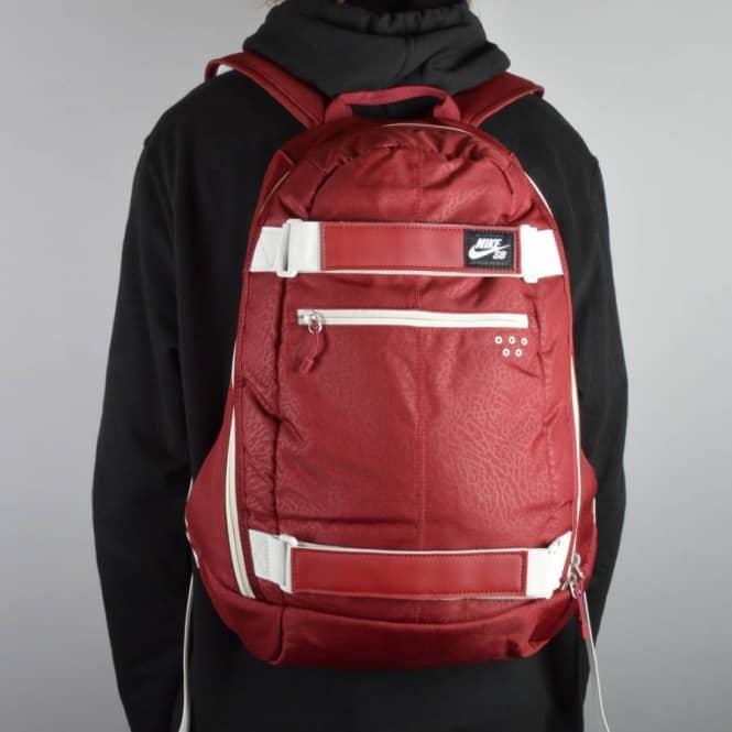 venta barata exclusiva Nike Sb Mochila Embarca Skate - Equipo Ósea Roja / Luz (blanca) tienda online comprar JK4u4T