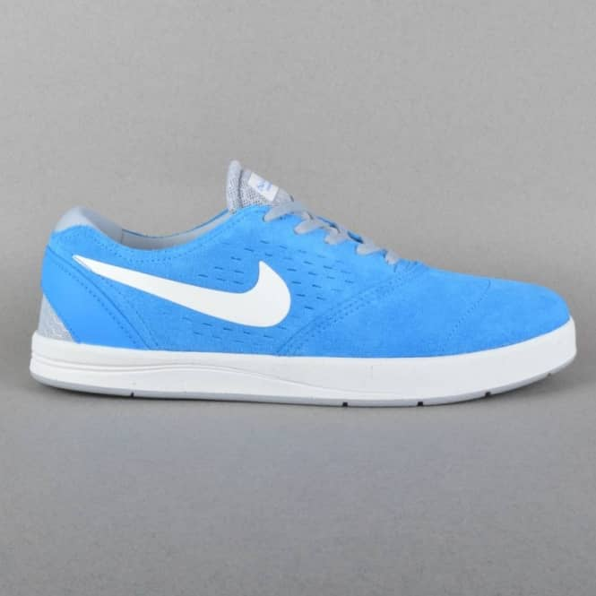 Nike SB Eric Koston 2 Skate Shoes - Photo Blue/Summit White-Wolf Grey