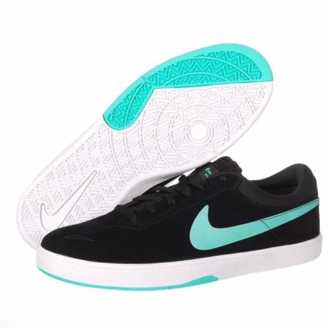 Nike SB Nike SB Eric Koston Skate Shoes BlackCrystal Mint