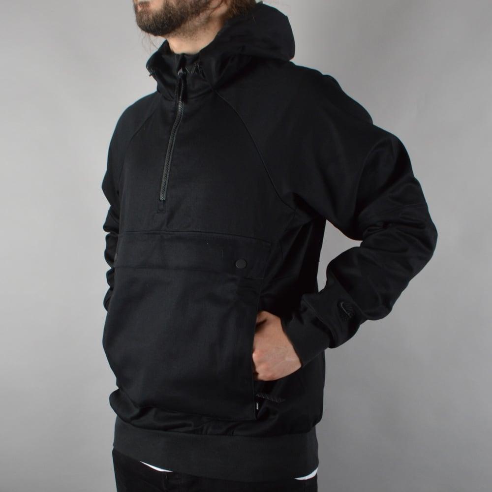 Nike SB Everett Anorak Jacket Black