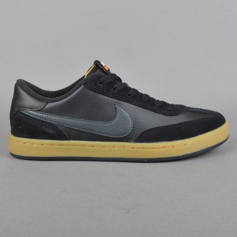 Nike SB FC Classic Skate Shoes - Black Anthracite-Black - SKATE ... b8f6bde3b