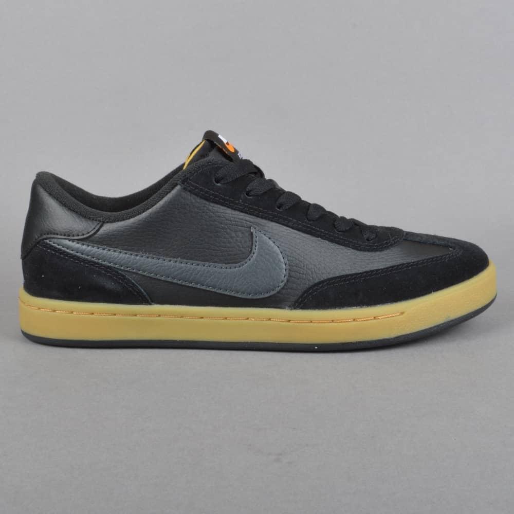 f499c09fd4fe Nike SB FC Classic Skate Shoes - Black Anthracite-Black - SKATE ...