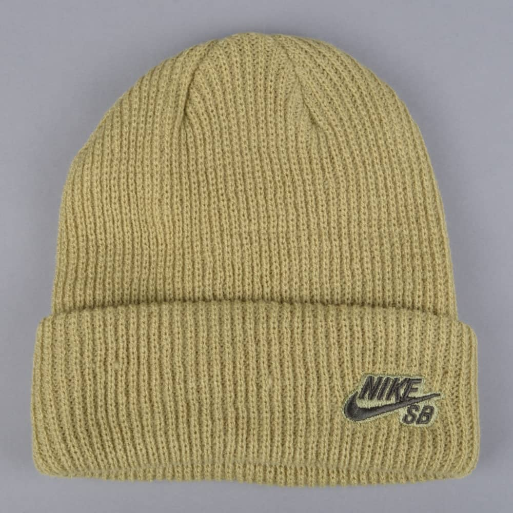 Nike SB Fisherman Fold Up Beanie - Neutral Olive Sequoia - SKATE ... e4ad826944fa
