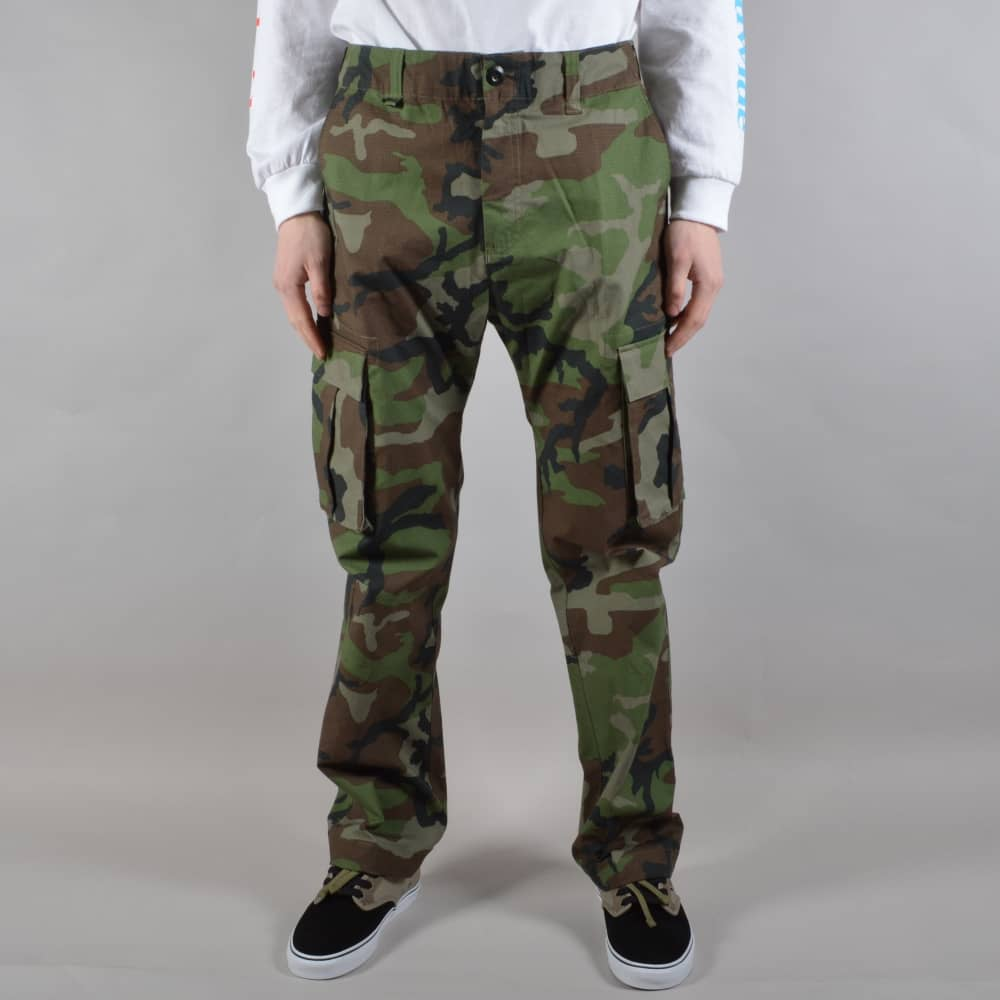 top-rated official detailed pictures run shoes Flex Cargo Pants - Camo