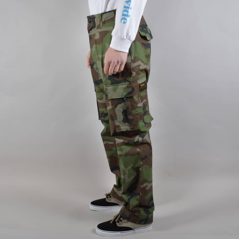 72f75f2b009 Nike SB Flex Cargo Pants - Camo - SKATE CLOTHING from Native Skate ...