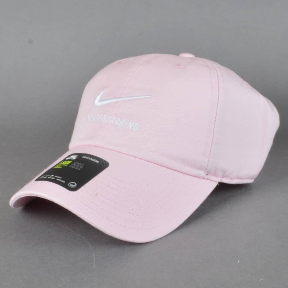 Nike SB H86 Strapback Cap - Prism Pink White - SKATE CLOTHING from ... a3746492ea2
