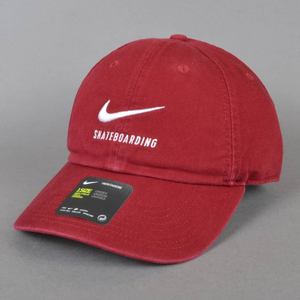 817bf0c9daa147 Nike SB H86 Strapback Cap - Red - SKATE CLOTHING from Native Skate ...