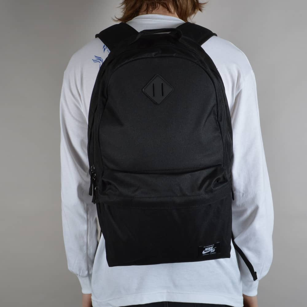 new product 55d1c 45bf2 Icon Backpack - Black Black White