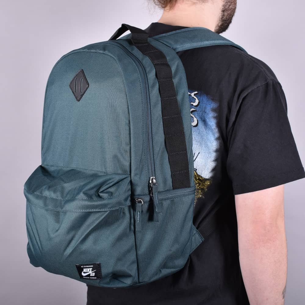 4a44882f94 Nike SB Icon Backpack - Deep Jungle Black White - ACCESSORIES from ...