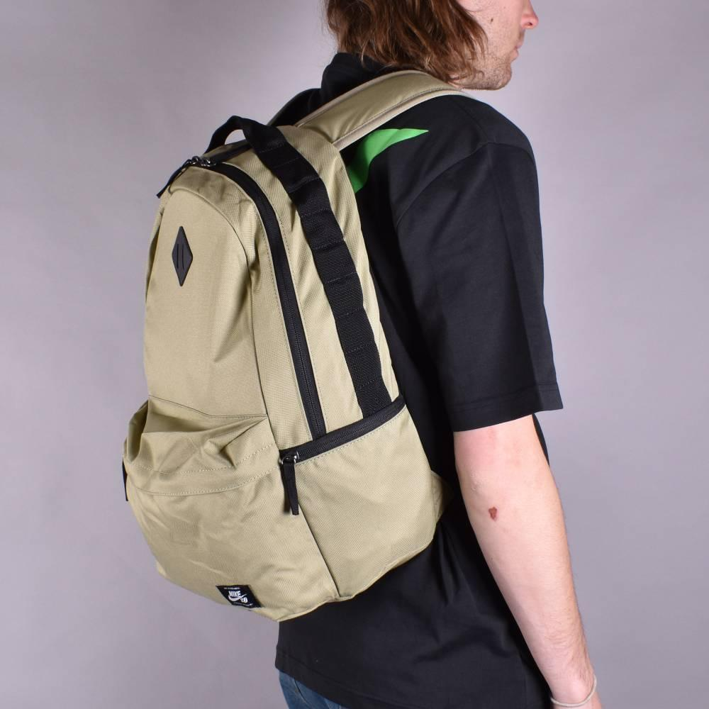 cd20a5e6dcc Nike SB Icon Backpack - Neutral Olive/Black/White - ACCESSORIES from ...