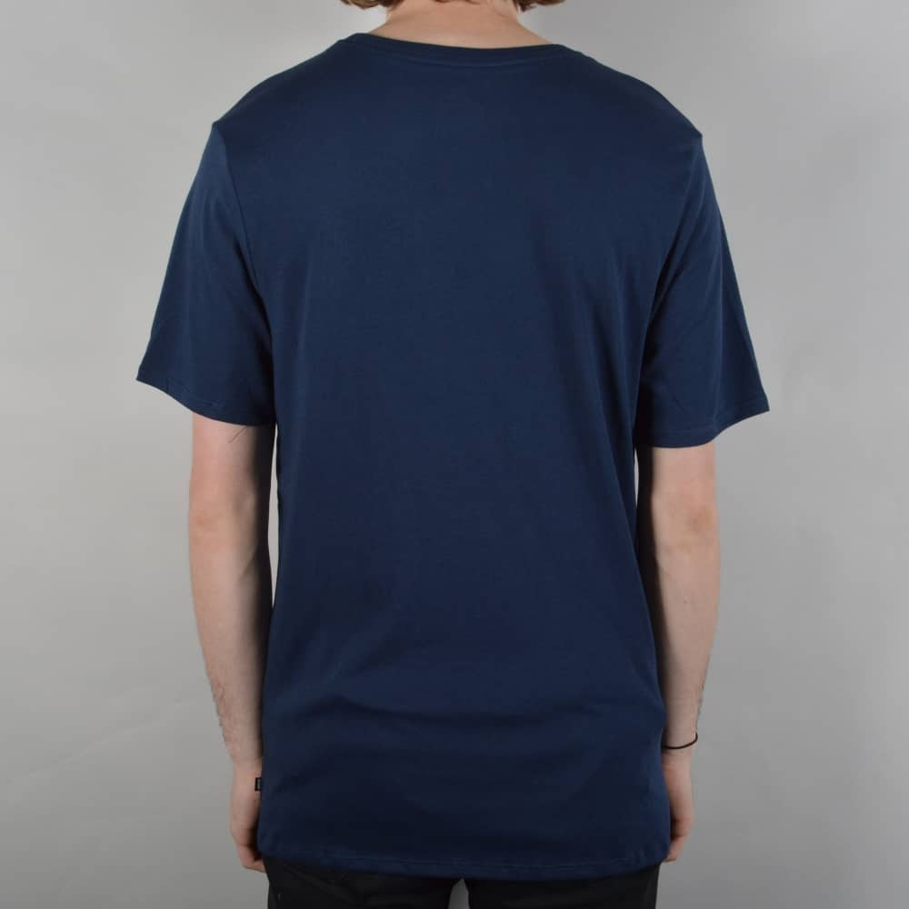 Nike SB Logo T Shirt ObsidianMineral Gold