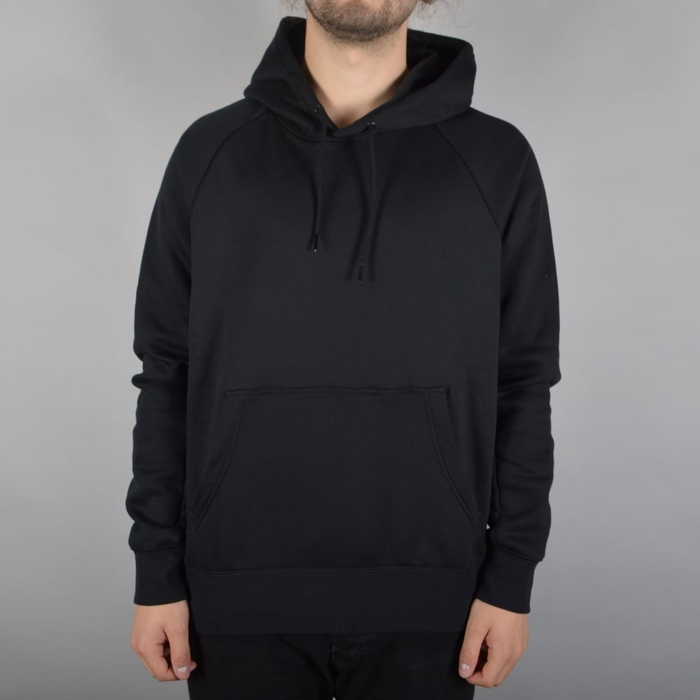 nike sb icon ripped pullover hood black nike sb from. Black Bedroom Furniture Sets. Home Design Ideas