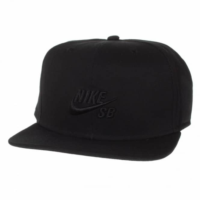 arrives latest discount best value Icon Snapback Cap Black/Black