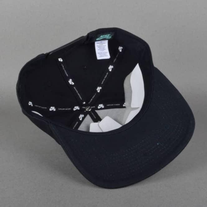 d6e9655b5 Nike SB Nike SB Icon Snapback Cap - Black