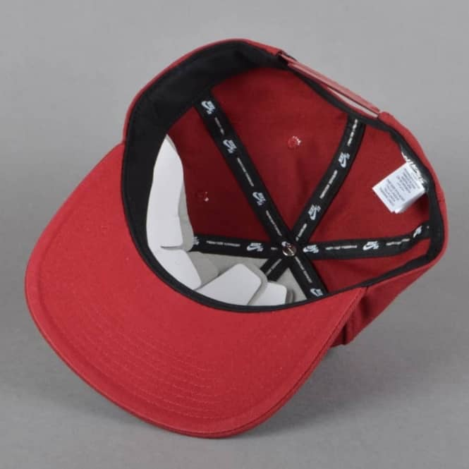 cheapest best value shopping Icon Snapback Cap - Red