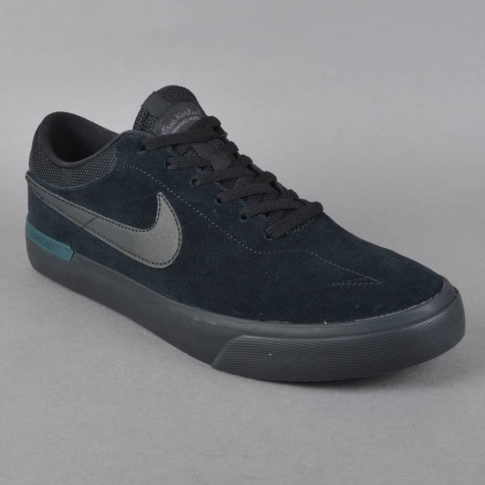 1316ce08e24b ... great look f21a8 b8bb5 Koston Hypervulc Skate Shoes - BlackMetallic  Black. nike sb ...