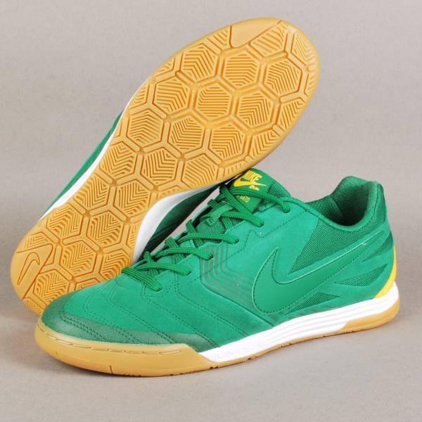 buy online 4bae4 cc78a Nike SB Lunar Gato WC Quikstrike Skate Shoes - Pine Green Pine Green-Varsity