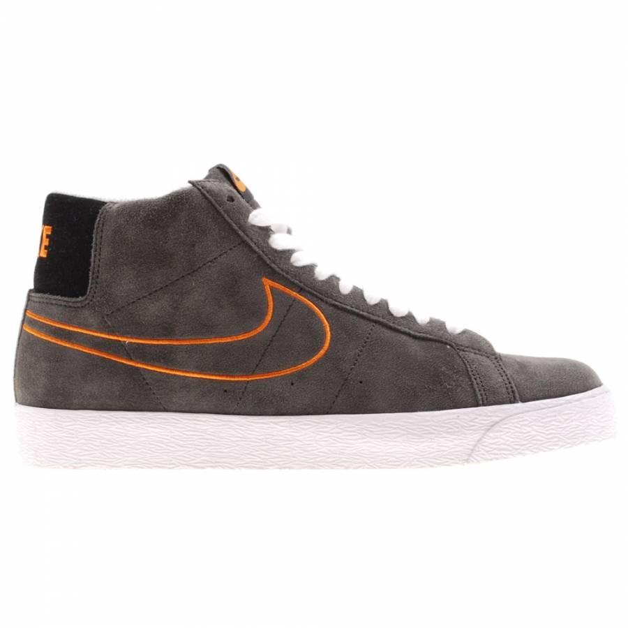 Nike SB Nike Blazer SB Dark Charcoal/Ceramic - Nike SB From Native Skate Store UK