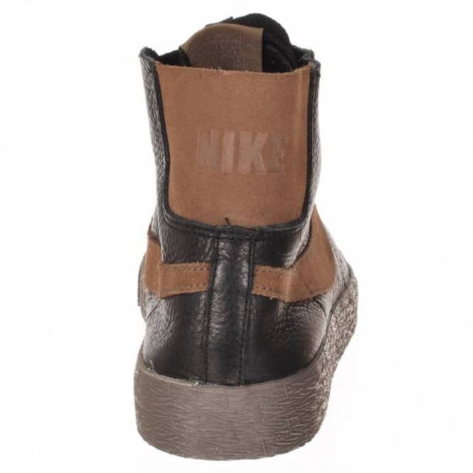 good service get online authorized site Nike SB Nike Blazer SB Premium SE Black/Cocoa-Clay Skate Shoes