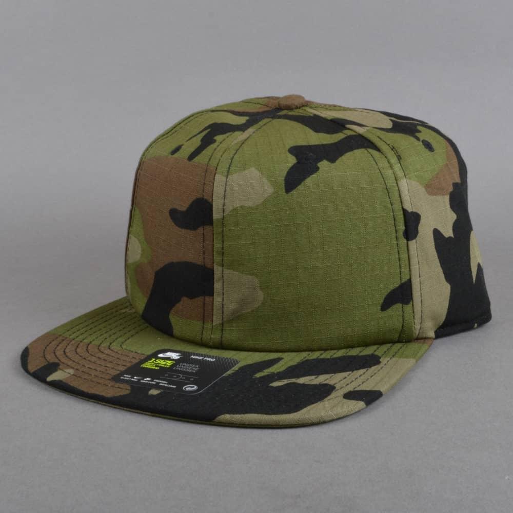 Nike SB Nike Camo Cap - Medium Olive Medium Olive - SKATE CLOTHING ... 6e6e7e90177