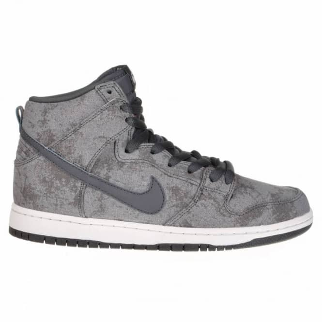 best service 0b463 4613b Nike Dunk High Pro SB - Neutral Grey Anthracite