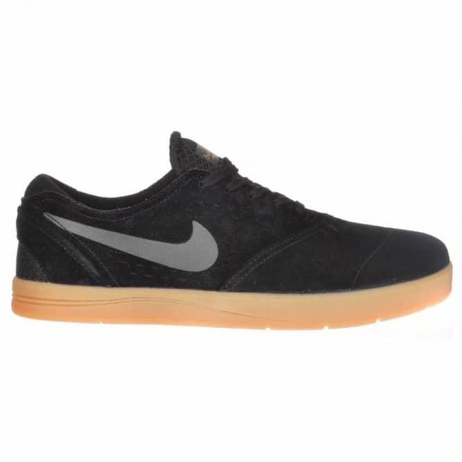 011578aa80f Nike SB Nike Eric Koston 2 Skate Shoes - Black Anthracite-Gum Med ...
